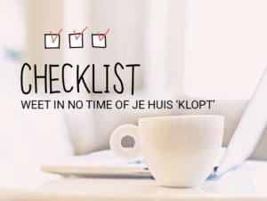 Cover checklist DEFI